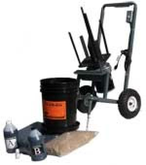 Motorized Mixer
