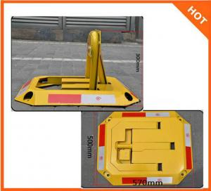Manual Parking Lock & Parking Barrier