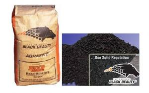 Black Beauty ® Abrasive Medium Grade (Coal Slag) from READE