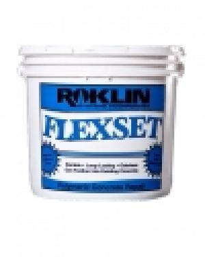 FlexSet Rapid Concrete Repair 3-Gal Bucket